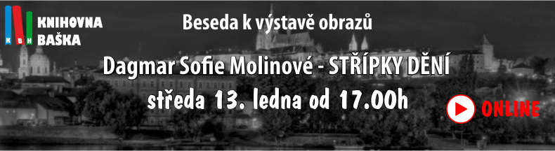 Beseda s Dagmar Sofii Molinovou