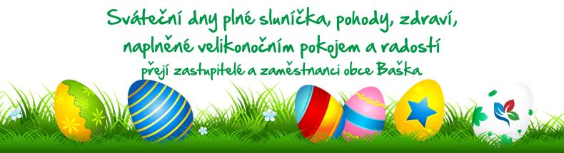 Krásné Velikonoce přejeme