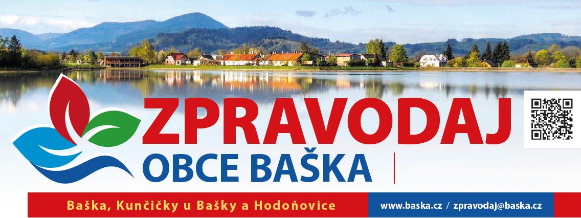 Zpravodaj obce Baška